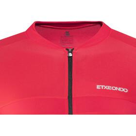 Etxeondo Maillot M/C Mendi Fietsshirt korte mouwen Heren, red